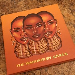 Juvia's Place Warrior eyeshadow palette
